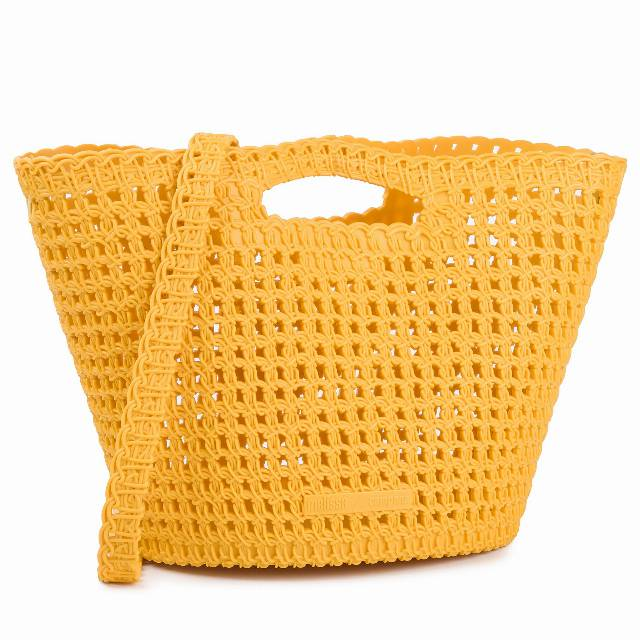 Torebka MELISSA - Campana Crochet Bag 34143 Yellow 01191