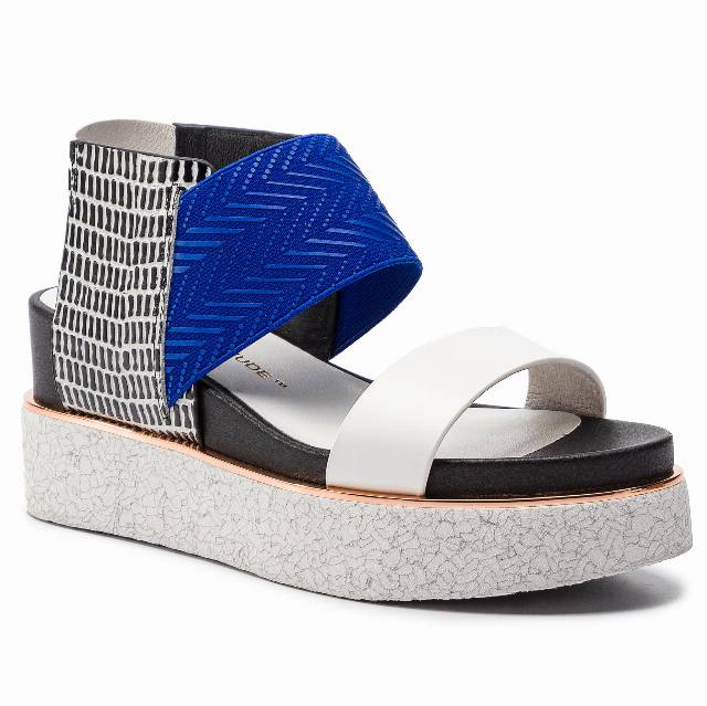 Sandały UNITED NUDE - Rico Sandal 10304601119108 Summer Mix