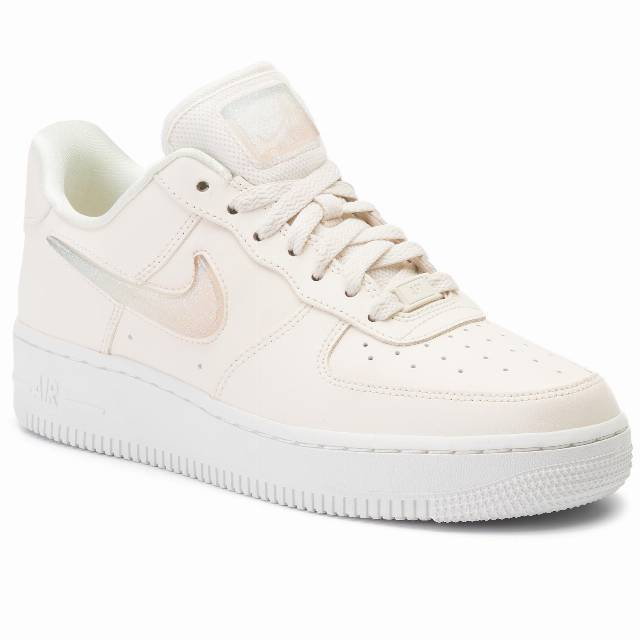 Buty NIKE - Air Force 1 '07 Se Prm AH6827 100 Pale Ivory/Summit White