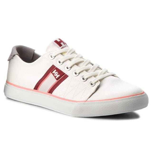 Tenisówki HELLY HANSEN - Salt Flag F-1 113-02.011 Off White/Shell Pink/Silver Grey/Plum