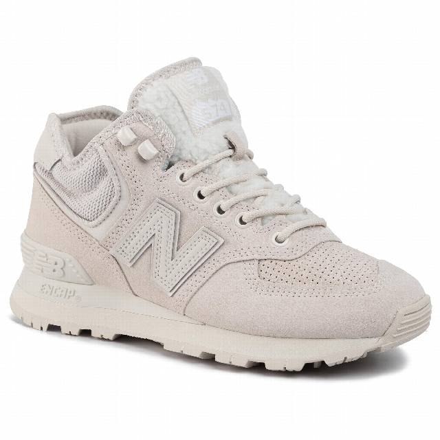 Sneakersy NEW BALANCE - WH574BE Beżowy