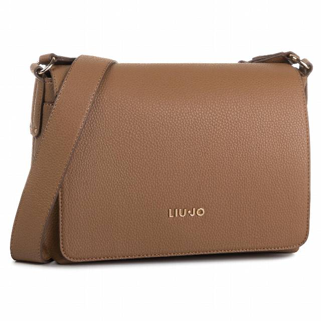 Torebka LIU JO - M Crossbody A69065 E0086 Toasted Coconut 81029