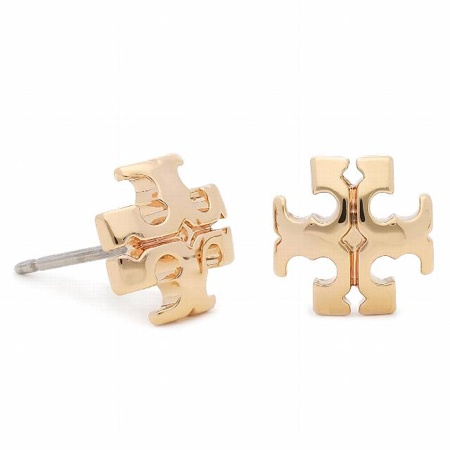 Kolczyki TORY BURCH - Kira 8mm Stud Earring 64974 Tory Gold 720