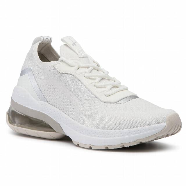 Sneakersy TAMARIS - 1-23715-25 Silver White 115