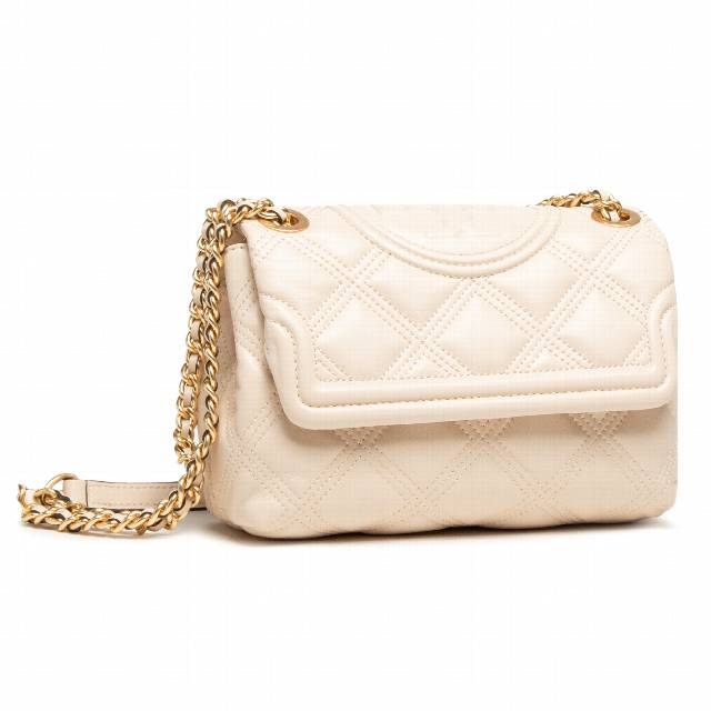 Torebka TORY BURCH - Fleming Soft Small Convertible Shoulder Bag 58102 New Cream 122