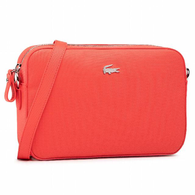 Torebka LACOSTE - Square Crossover Bag NF2771DC Energie