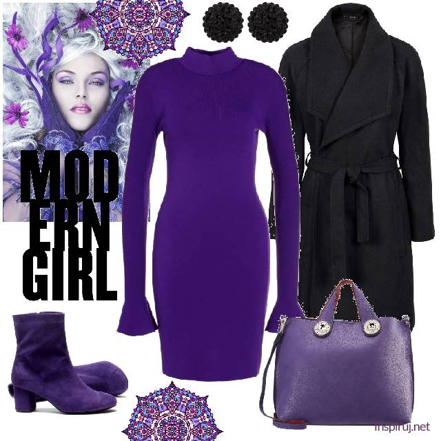 Purple #modnykolor2018